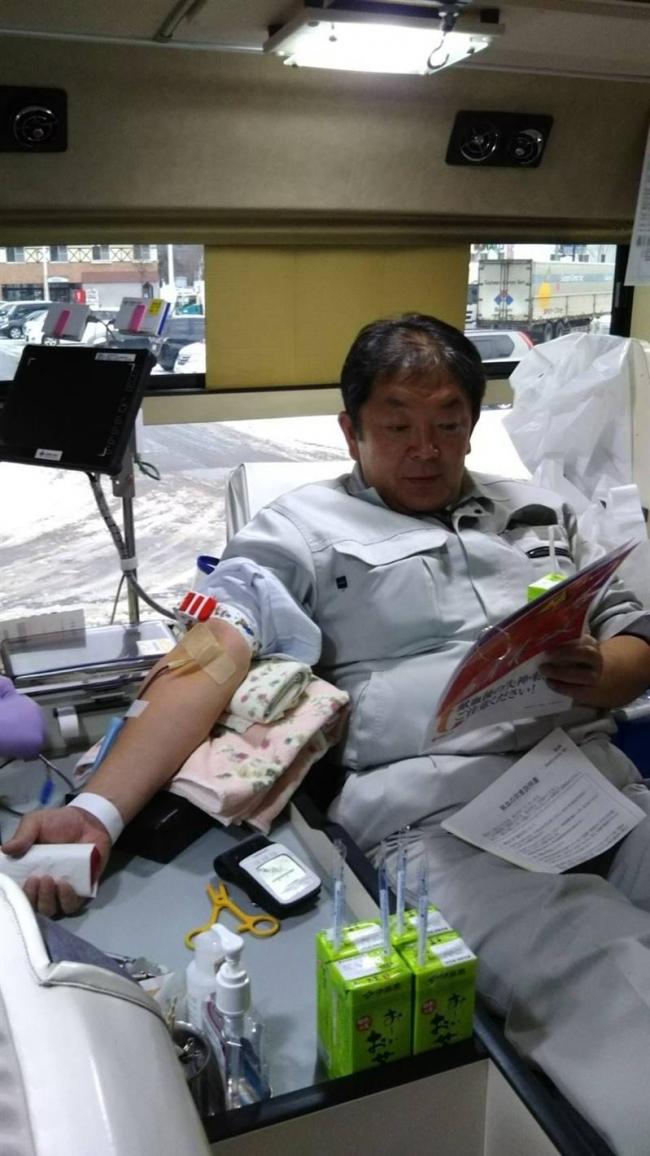 血液センターが献血呼び掛け 輸血用血液6年ぶり使用増で