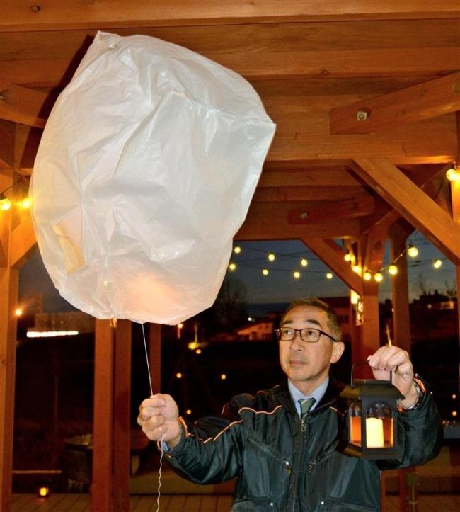 3日に1周年記念イベント 音更 ガーデンスパ十勝川温泉