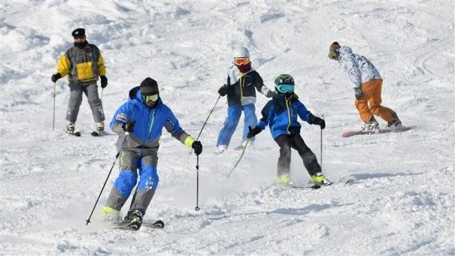 管内トップ切りオープン サホロリゾートスキー場