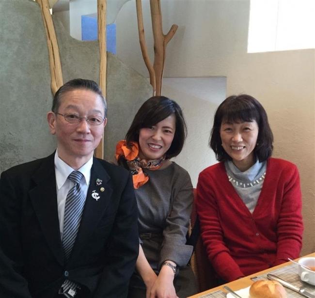 吉野さんと長原さん合格 チーズプロフェッショナル試験