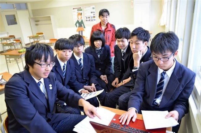 リポートT「士幌高『志プロジェクト』が進路に好影響」