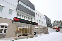 帯広署の新庁舎 来年1月下旬から2月上旬に業務スタート