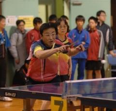 十勝2年ぶり団体V、釧路十勝対抗卓球大会