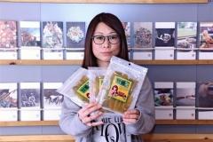 地場産干しイモ「甘姫」発売 鹿追