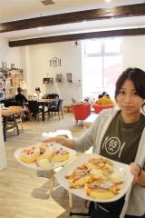 パンケーキ専門店オープン ロゴスホームが開放