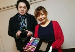 元気な笑顔を遺影に メークと撮影 プロが出張 VESSとフジタスタジオ