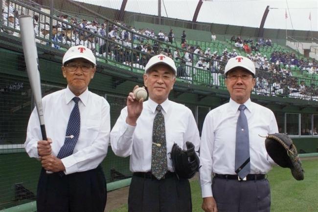 2日死去の黒澤さん、帯広高校捕手として道東初の甲子園も