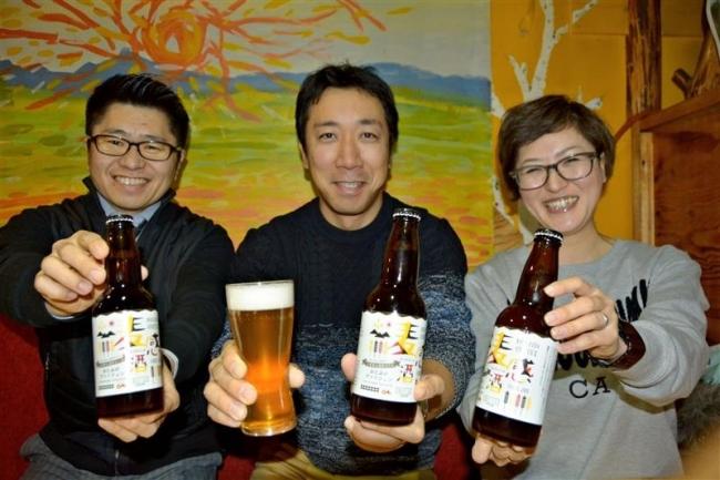 地ビール「麦感酒」を増産 音更・麦感祭実行委