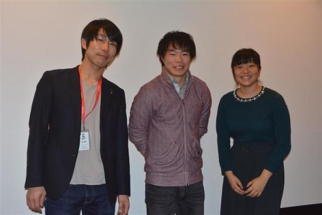 とかちの楽しい100人、Yutaさんらのトークイベント
