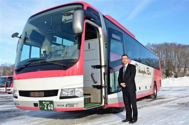 8月から釧路行き新路線 拓殖バス