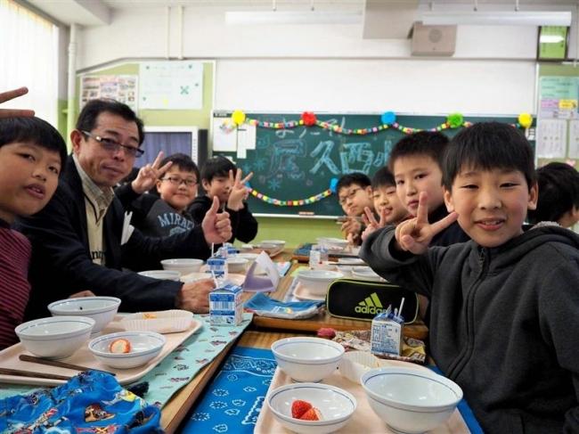 ホームステイ児童と受け入れ漁業者が交流 東京・広尾