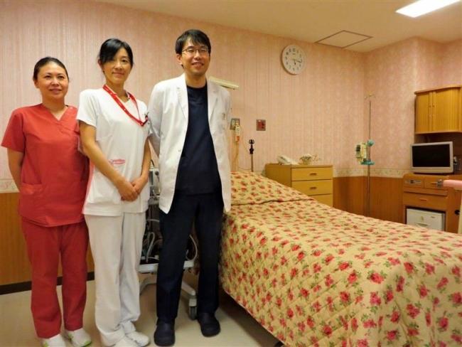 出産の負担を軽減するLDRを本格稼働 管内で2番目 帯広協会病院