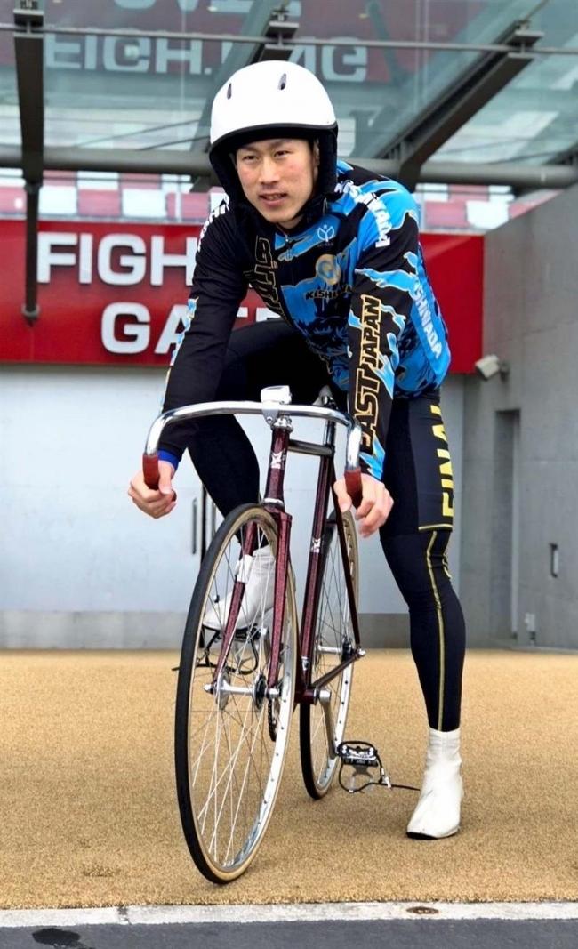 鹿追出身の板垣昴、日本競輪学校合格「勝てるプロに」