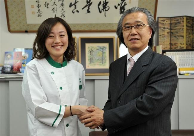 小平金支えた石澤さんが大谷短大助手に 学内でスケート指導も