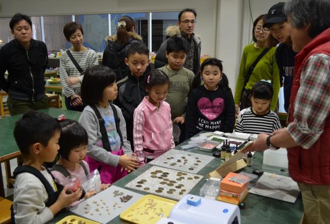 入館者数2万4549人 足寄動物化石博物館