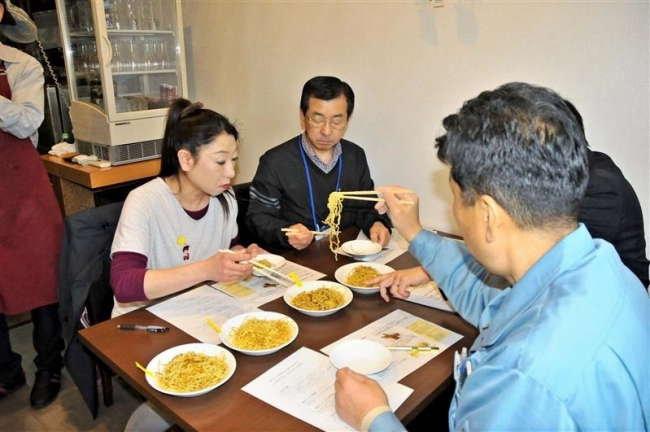 新グルメはあんかけ焼きそば 芽室・コーン炒飯活性化協議会