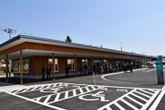 交通ターミナルがオープン 上士幌