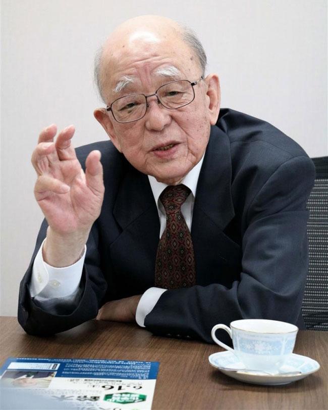 6月に帯広で講演会 ノーベル化学賞鈴木章北大名誉教授に聞く