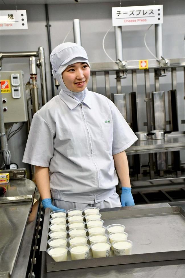 「ヌプカの雪解け」商品化へ取り組む 新会社チアーズの阿部さん