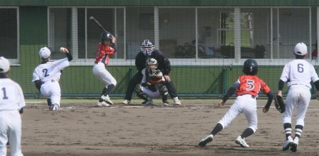 道内少年野球チーム交流Move on9主催で初大会