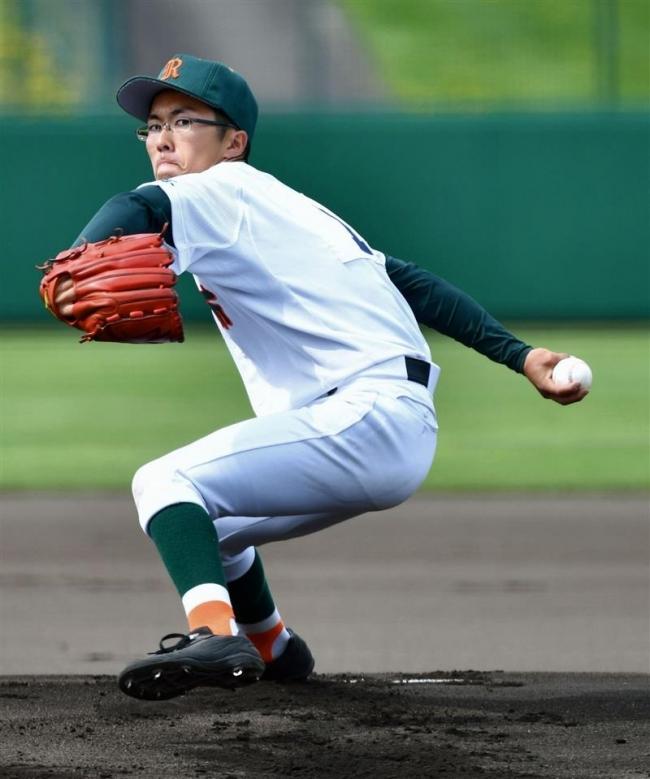 帯緑陽完封4強、帯工も準決勝進出 春季高校野球