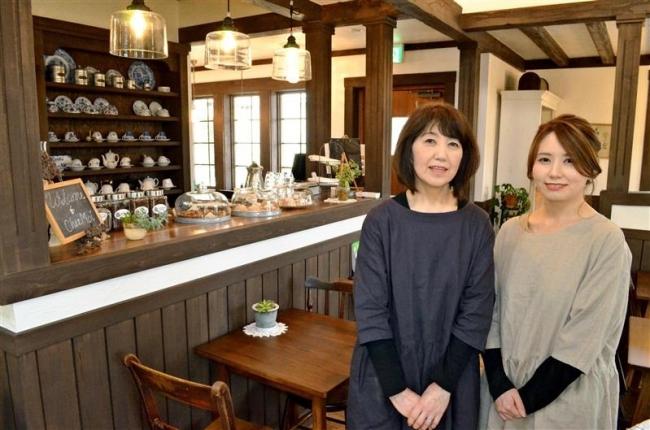 母娘夢かなえカフェ「シェモア」 幕別札内に26日オープン