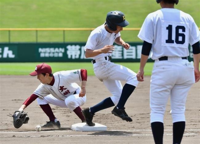 帯北、連合下す 芽室の眞鍋主将宣誓夏の高校野球予選