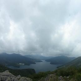白雲山山頂360°VIEW