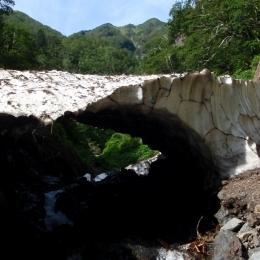 石狩岳本谷