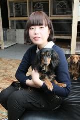 談らん「ペットショップ・いきものがかりの〝いきもの係〟箱崎恵さん」