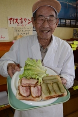 高級サンドイッチ発売 池田の「ハンズ三浦」