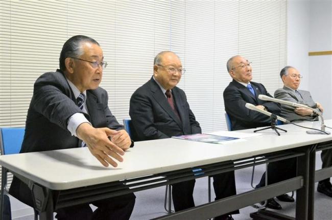 【写真】「地元の応援が強み」 北海道スペースポート研究会が会見