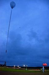 JAXA大気球実験2年2カ月ぶり放球に成功 大樹  3