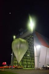 JAXA大気球実験2年2カ月ぶり放球に成功 大樹  7
