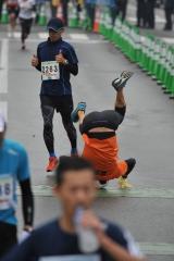 フードバレー力走4500人  とかちマラソン2014 写真9