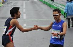 フードバレー力走4500人  とかちマラソン2014 写真11