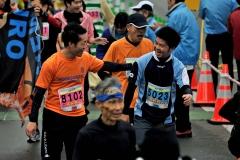 フードバレー力走4500人  とかちマラソン2014 写真14
