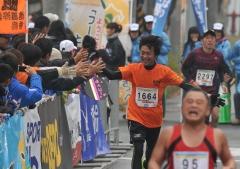 フードバレー力走4500人  とかちマラソン2014 写真17