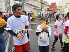 フードバレー力走4500人  とかちマラソン2014 写真19