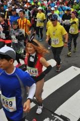 フードバレー力走4500人  とかちマラソン2014 写真20