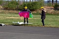 新カメラの撮影範囲の広さ確認 電通大飛行ロボット実験  2