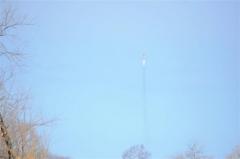 新型エンジン機能 大樹で東海大ロケット実験 2