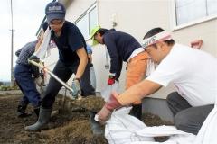 生活再建へ思い一つに 札幌の就労支援施設が支援 3