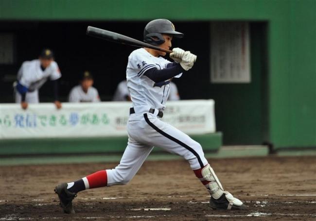 帯大谷競り勝つ 白樺と準決勝で対戦へ 秋季高校野球