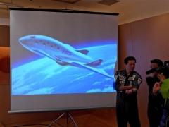 宇宙輸送事業化に向け資本提携 HIS、ANAとPDエアロスペ 4