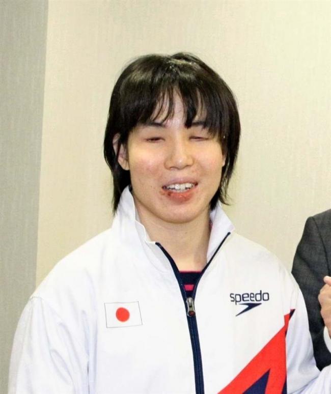 全盲の小野智華子選手 水泳世界選手権日本代表に内定