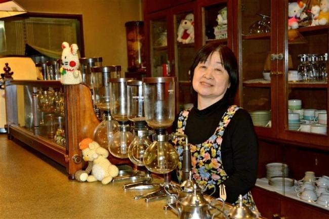 帯広市内で41年営業の珈琲館が今月末で閉店