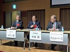 宇宙利用の可能性語る 宇宙産業シンポ討論 4