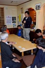 ステラ支える後援会発足 大樹 会長に大庭さん 5