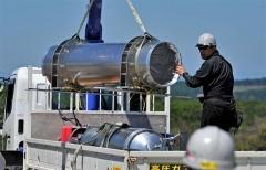 ロケット組み立て公開 IST打ち上げへ 21